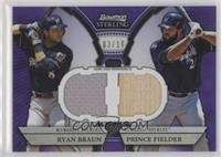 Ryan Braun, Prince Fielder /10