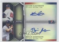 Kevin Gausman, Brian Johnson /25