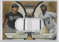 Mike Stanton, Hanley Ramirez /50
