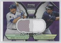 Lonnie Chisenhall, Mike Moustakas /10