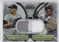 David Price, Desmond Jennings /99
