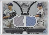 David Price, Jeremy Hellickson /199
