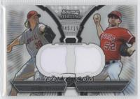 Jered Weaver, Tyler Chatwood /196