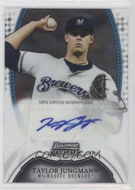 2011 Bowman Sterling MLB Future Stars Autographs #BSP-TJ - Taylor Jungmann