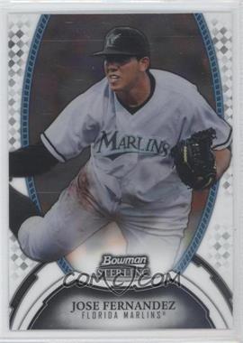 2011 Bowman Sterling MLB Future Stars #42 - Jose Fernandez