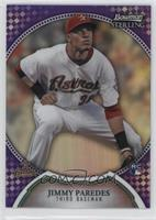 Jimmy Paredes /10