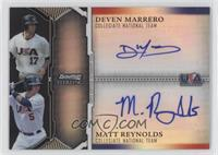 Deven Marrero, Matt Reynolds /25