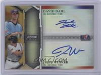 David Dahl, Jeff Williams, Jesse Winker /50