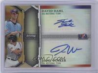 David Dahl, Jeff Williams, Jesse Winker /50