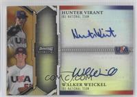 Hunter Virant, Walker Weickel /50