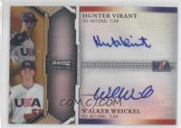 Hunter Virant, Walker Weickel /50