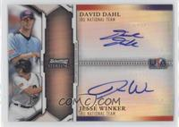 David Dahl, Jeff Williams /99