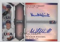 Walker Weickel, Hunter Virant /99