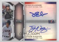 John Ely, Tyler Naquin, Josh Elander /99