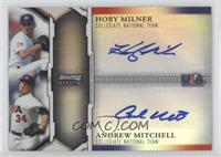 Hoby Milner, Andrew Mitchell /99