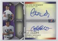 Colin Porter, Connor Powers, Clay Schrader, Clate Schmidt, Cody Poteet /10