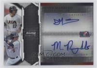 Deven Marrero, Matt Reynolds /299