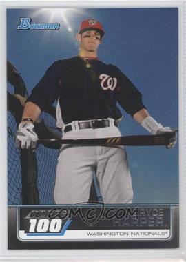 2011 Bowman Topps 100 #TP1 - Bryce Harper