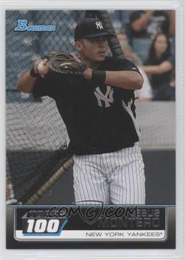 2011 Bowman Topps 100 #TP58 - Jesus Montero