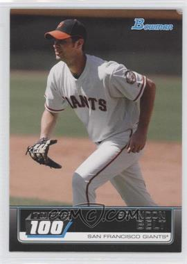 2011 Bowman Topps 100 #TP6 - Brandon Belt
