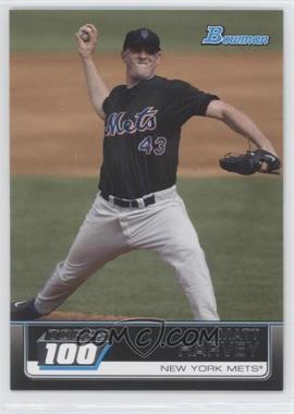 2011 Bowman Topps 100 #TP67 - Matt Harvey