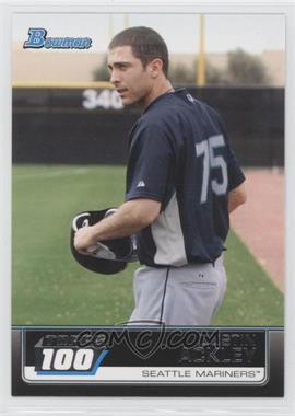2011 Bowman Topps 100 #TP93 - Dustin Ackley