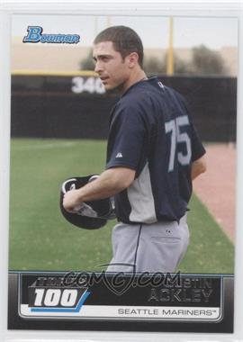 2011 Bowman Topps 100 #TP93 - Dustin Ackley