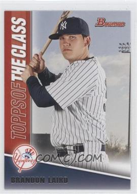 2011 Bowman Topps of the Class #TC13 - Brandon Laird