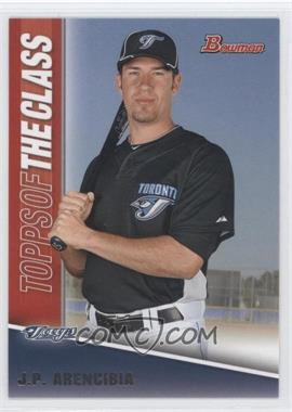 2011 Bowman Topps of the Class #TC14 - J.P. Arencibia