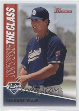 2011 Bowman Topps of the Class #TC20 - Anthony Rizzo
