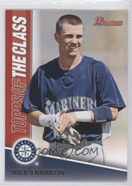 2011 Bowman Topps of the Class #TC4 - Nick Franklin