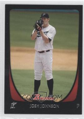 2011 Bowman #117 - Josh Johnson