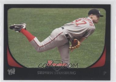 2011 Bowman #179 - Stephen Strasburg