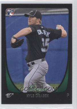 2011 Bowman #201 - Kyle Drabek