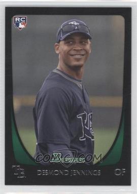 2011 Bowman #203 - Desmond Jennings