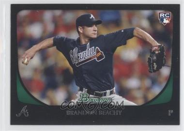 2011 Bowman #204 - Brandon Beachy