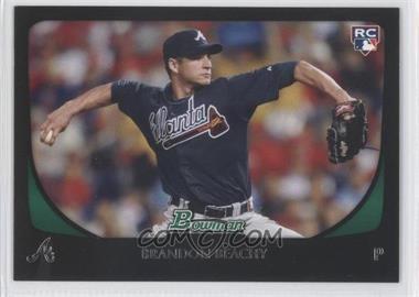 2011 Bowman #204 - Brandon Beachy