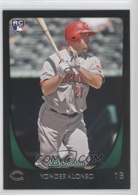 2011 Bowman #210 - Yonder Alonso
