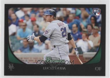 2011 Bowman #217 - Lucas Duda