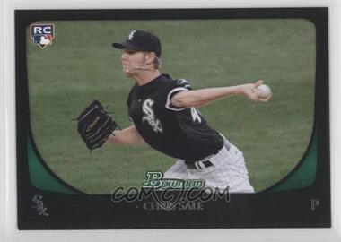 2011 Bowman #220 - Chris Sale