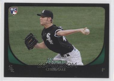2011 Bowman #220 - Chris Sale
