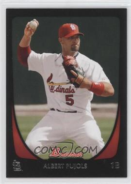 2011 Bowman #6 - Albert Pujols
