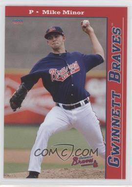 2011 Choice Gwinnett Braves #02 - Mike Minor