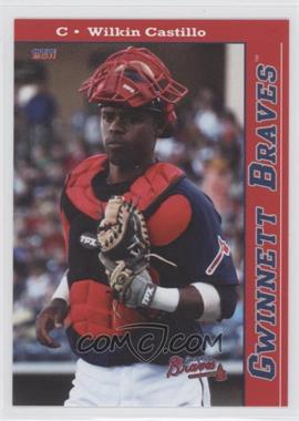 2011 Choice Gwinnett Braves #13 - Wilkin Castillo