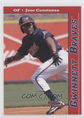 2011 Choice Gwinnett Braves #20 - [Missing]