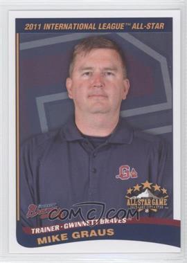 2011 Choice International League All-Stars - [Base] #05 - Mike Graus