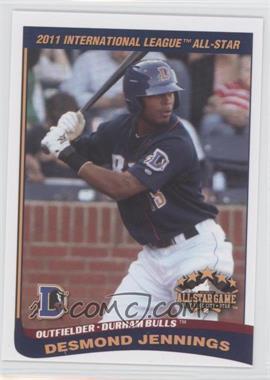 2011 Choice International League All-Stars - [Base] #33 - Desmond Jennings