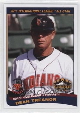 2011 Choice International League All-Stars #04 - Dean Treanor