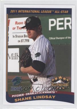 2011 Choice International League All-Stars #09 - Shane Lindsay