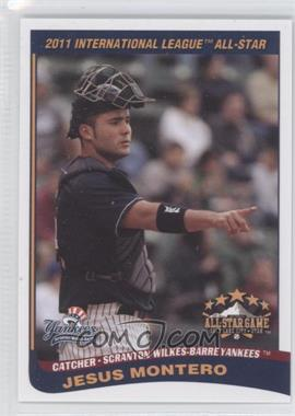 2011 Choice International League All-Stars #20 - Jesus Montero
